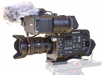 Sony FS7 Mark II Video Camera