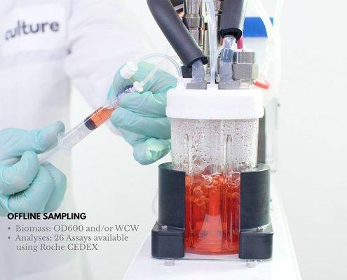 Thumbnail - biotech trade show video sample