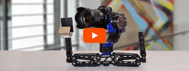 Button - Camera Gyro Stabilizer video sample