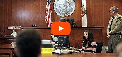 Video Sample of Court Orientation