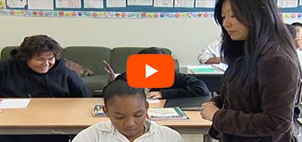 Button - School Fundraising Video Sample